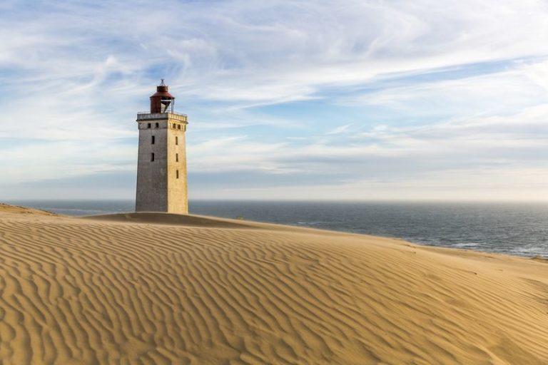Hvidbjergstrand als Urlaubsdomizil